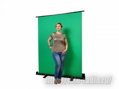 GreenBean Chromakey Screen 1518G
