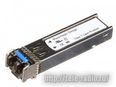 Blackmagic Adapter - 10G Ethernet Optical Module