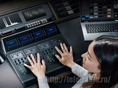 Blackmagic ATEM Camera Control Panel